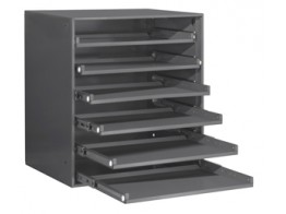 321B-95, 6LR BEARING RACK, #95 GRAY