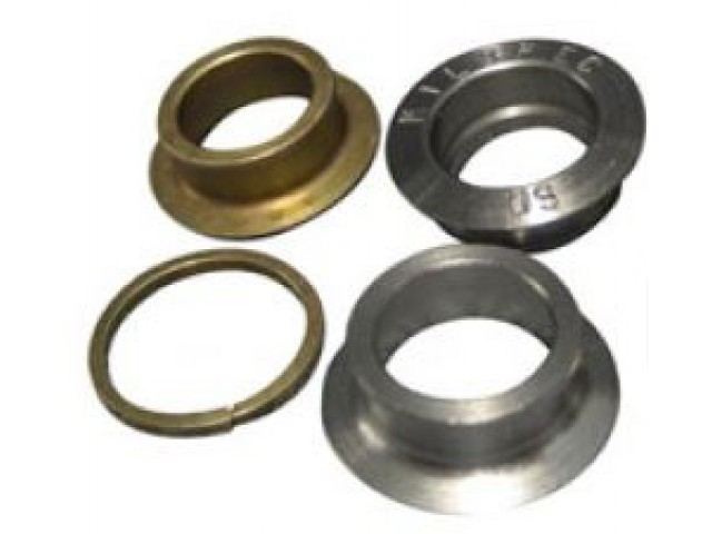 4002-NS, STAINLESS STEEL, FLUSH HEAD, CAMLOC - SS GROMMET