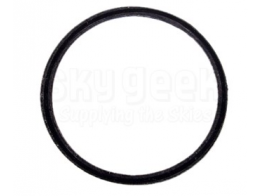 AN123027, GRAPHITE AND ALUMINUM ALLOY 1100 OVERALL, GASKET