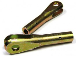 "AN665-46R, 5/16-24, 5/16"", CLEVIS ROD END"