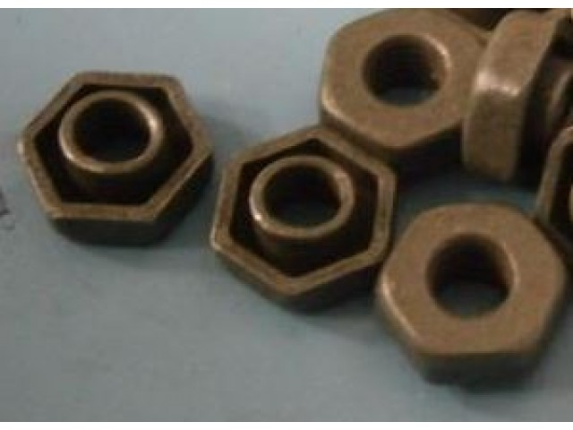 Self Locking Nut >> Nas679a4w Hex Self Locking Nut Thread 1 4 28 Material Cadmium