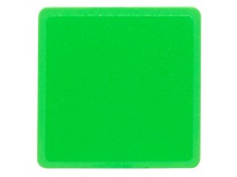 17011-2222, FULL FACE GREEN FILTER PLATE