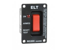 S1820513-18, REMOTE CONTROL PANEL/RC200 KIT/for use with KANNAD ELT's