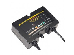 244CEC1-AA-S5, PLUG 'N RUN CHARGER/BatteryMINDer. 24 Volt Aviation Charger, Maintainer, Desulfator. For use with Concorde (sealed valve-regulated, AGM/flooded) batteries only.