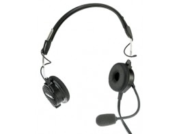 301317-002, TELEX HEADSET/AIRMAN 850/FOR AIRBUS/ANR 12 DB/XLR-5-12C CONNECTION/3 YEAR WARRANTY