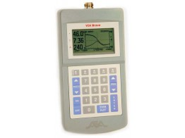 6014-5000, VIA Bravo/100 kHz to 200 MHz Vector Impedance Analyzer. Includes: RTD software, manual on CD-ROM, serial port cord, AC power supply and 50 OHM and shorting terminations.