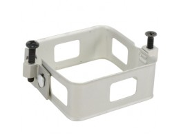 64296, CLAMP/Rectangular, Aluminum. Size: 1 deep, 2.260 x 2.270