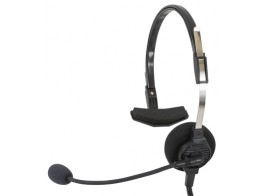 64300-300, TELEX HEADSET/AIRMAN 750/SINGLE SIDED/300 OHMS/3 YEAR WARRANTY