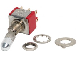 7201k2zqe, TOGGLE SWITCH/DPDT (double pole double throw), ON-NONE-ON, panel mount, epoxy terminal seal, silver plating.