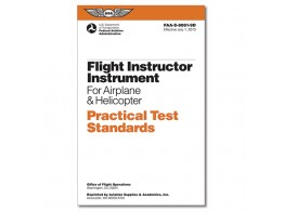 8081-9D, PRACTICAL TEST STANDARDS/FLIGHT INSTRUCTOR INSTRUMENT AIRPLANE & HELICOPTER