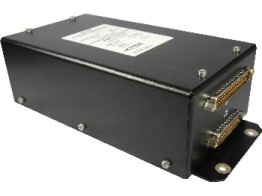 834510-00, AIS-450/ARINC 429 Heading, Pitch, and Roll to 3 Channel ARINC 407 Synchro Converter/+18VDC TO +33VDC