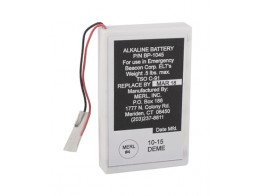 BP-1045, ELT BATTERY PACK/For use with EBC 102 and EBC 302 ELT's.