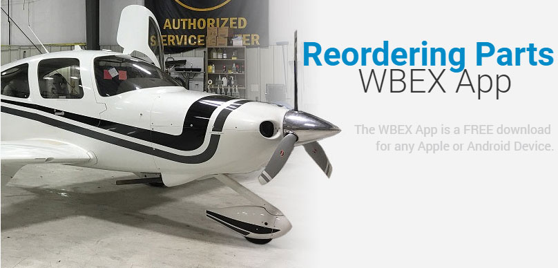 WBEX App: Reordering Parts Has Never Been This Easy