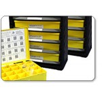 PLASTIC STORAGE SYSTEMS