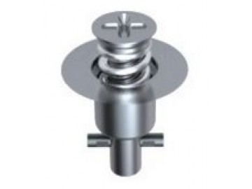 SK28S3-2S, SKYBOLT STAINLESS PHILLIPS PROTRUDING 1/4 TURN STUD, MAX LENGTH - .640