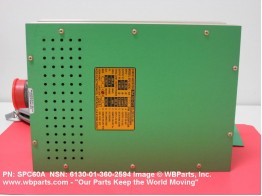 SPC60A,STATIC INVERTER POWER SUPPLY